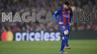 This is a motivational video about Lionel Messi. Many times, everyone thought that the golden era of FC Barcelona and Lionel Messi is over. For example after the league title of Real Madrid 2012, the knockout in the Champions League vs. Chelsea (2012), Bayern Munich (2013) and Atletico Madrid (2014 and 2016). Especially after the lost World Cup final (2014) and Copa America final (2015 and 2016), many thought Messi will give up. But every time, he proved his haters wrong and came back stronger. That's why he is the world's greatest ever!Facebook: https://www.facebook.com/magicalmessithechannel/Music:ReallySlowMotionMusic - Event HorizonSpeech:Rocky BalboaMagical Messi - As magical as Messi
