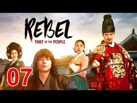 Rebel Thief Who Stole the People Engsub Ep 7 - Yoon Kyun sang - Drama Korean