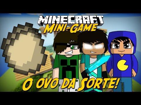 Minecraft: OVO DA SORTE!
