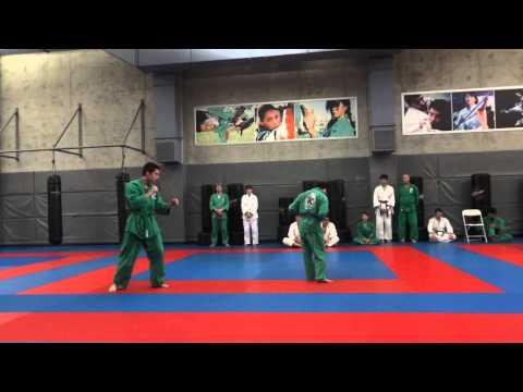 Yongmudo 16-Step Self-Defense Techniques (UC Martial Arts)