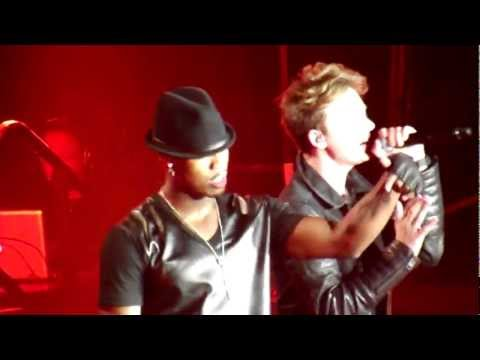 Ne-Yo | Manchester | Turn Around (ft. Connor Maynard) | HD | LIVE 09.03.13