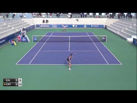Alex Eala (PHI) v Yvonne Cavalle-Reimers (ESP) I ITF W15 Manacor 2021 Final