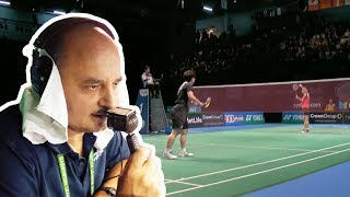 """To subscribe to Shuttle Flash click here https://www.youtube.com/c/ShuttleFlashBadminton?sub_confirmation=1badminton rackets, badminton net, badminton grip, badminton, raquets, net, grip, shuttle, shuttlecock, best badminton racket, racket, yonexCopyright Disclaimer Under Section 107 of the Copyright Act 1976, allowance is made for """"fair use"""" for purposes such as criticism, commenting, news reporting, teaching, scholarship, and research. Fair use is a use permitted by copyright statute that might otherwise be infringing.1) This video does not have a negative impact on the revenue of the original video2) This video is similar to a """"movie trailer"""" and will only increase the demand of the original full match videothanksHowever, if any content owners would like their images removed, please contact us by email at shuttleflash@gmail.comIf you ever wish a video to be taken down, all you need to do is ask and i will take it down immediately.I have worked hard to build this channel and would be sad to lose it for something so trivial. Thanks for understanding. Peace."""