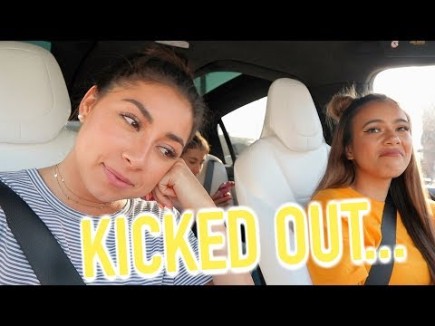 We Got Kicked Out... | Jeanine Amapola