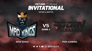Mad Kings против Pain, Вторая карта, SL i-League Invitational S4 Южноамериканская Квалификация