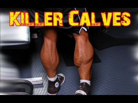 How To Build Big Calves – Exaggerated Range Of Motion Calf Raises