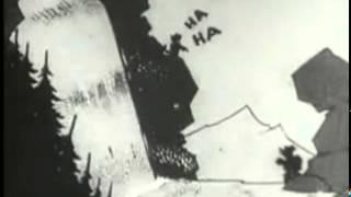Felix The Cat - Felix Goes West - 1924