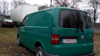 видео авто Volkswagen TRANSPORT в кредит