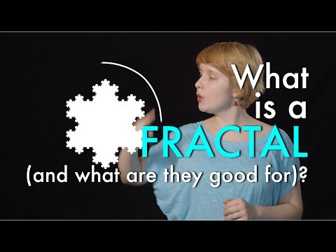 Video What Is A Fractal (and what are they good for)? download in MP3, 3GP, MP4, WEBM, AVI, FLV January 2017