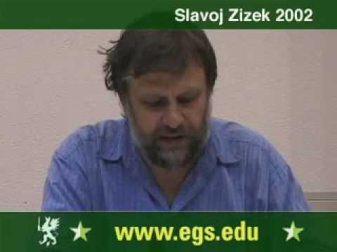 Slavoj Zizek. On Belief and Otherness. 2002 1/6