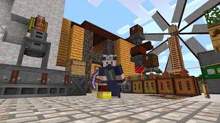 Minecraft - TerraFirmaPunk #46: Biodiesel Generator
