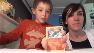Video Ouverture 7 boosters pokemon avec ma maman MP3, 3GP, MP4, WEBM, AVI, FLV Oktober 2017