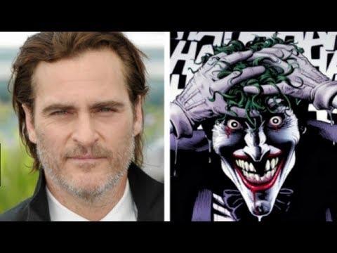 La historia de Joaquin Phoenix el nuevo Joker que nació en la cuna de una secta