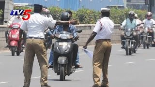 Video New Traffic Rules In Hyderabad | Telugu News | TV5 News MP3, 3GP, MP4, WEBM, AVI, FLV Januari 2019
