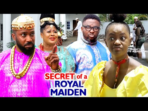 SECRET OF A ROYAL MAIDEN Season 9&10 - New Hit Movie (Fredrick / Onny Micheal) 2020 Latest Movie