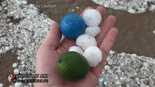 Stratton (CO) United States  city photos : 06/06/2015 Stratton, CO - Golfball Hailstorm