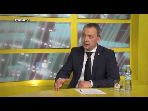 На часі. Гість програми: Олексій Муляренко - голова Рівненської облдержадміністрації