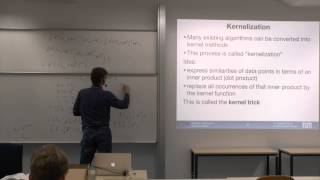 Machine Learning For Computer Vision - Lecture 5 (Dr. Rudolph Triebel)