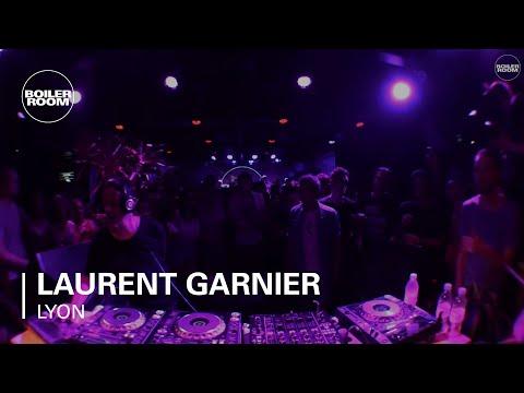 Laurent Garnier | Boiler Room Lyon DJ set