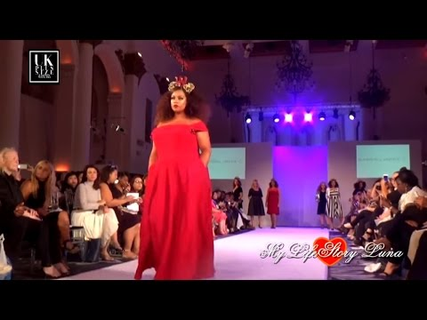 UK Plus Size Fashion Week in London Curve Fashion and Big Beauty