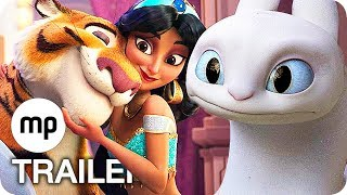 Video Animationsfilme 2018 Trailer (Teil 2) Deutsch German | Neue Animationsfilme 2018/2019 MP3, 3GP, MP4, WEBM, AVI, FLV Juni 2018