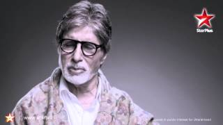 Amitabh Bachchan urges India to unite and help rebuild Uttarakhand