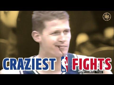 CRAZIEST FIGHTS IN NBA HISTORY — VOL. 2