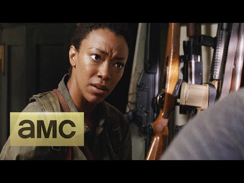 The Walking Dead 5.13 (Clip 1)