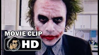 Nonton I Am Heath Ledger Movie Clip   Crafting The Joker For The Dark Knight  2017  Spike Tv Documentary Hd Film Subtitle Indonesia Streaming Movie Download