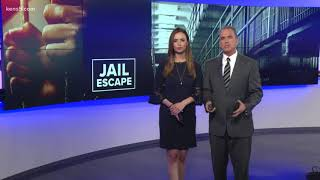 Download Video Three inmates captures after escaping from Bexar County Jail MP3 3GP MP4