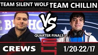 Genesis 4 SSBM – Team Silent Wolf Vs. Team Chillindude – Smash Melee Draft Crews