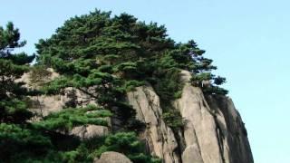 The beautiful HuangShan 黄山 mountain, part 2 (2/7)