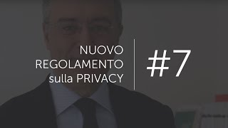 Il Nuovo Regolamento Privacy #7 - Il Data Privacy Officer - MailUp Academy