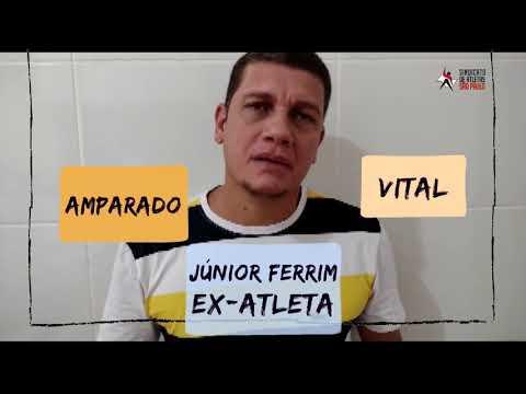 Júnior Ferrim elogia atuação diferenciada do Sindicato de Atletas SP