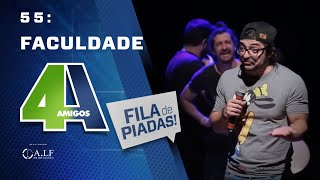 Video FILA DE PIADAS - FACULDADE - #55 MP3, 3GP, MP4, WEBM, AVI, FLV Agustus 2018