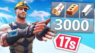Download Video BUILD 3000 MATERIALS IN 17s..!! | Fortnite Funny and Best Moments Ep.399 (Fortnite Battle Royale) MP3 3GP MP4