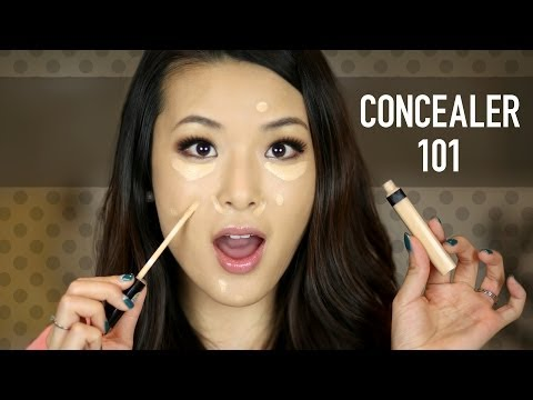 concealer - Here's a basic breakdown of concealers from low to high-end and a tutorial of how to apply it for a full-coverage, natural look that covers spots, redness, a...