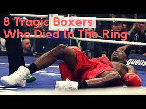 8 Tragic Boxers Who Died In The Ring l R.I.P
