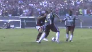 Flamengo 2 X 0 Fluminense - 27ª rodada - Brasileirão 2009