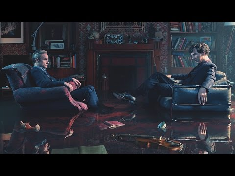 Sherlock Season 4 (Teaser 'It's Not A Game Anymore')
