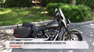 8. 2018 HARLEY DAVIDSON HERITAGE CLASSIC 114 - 2019 lineup