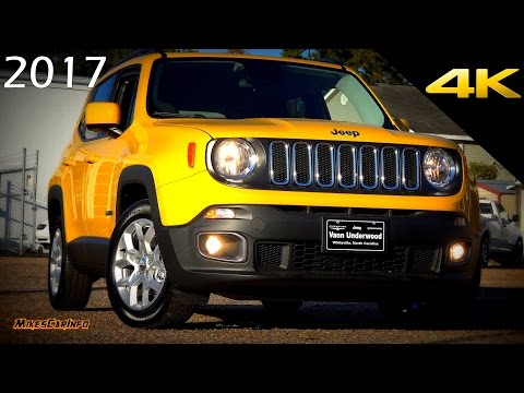 2017 Jeep Renegade - Ultimate In-Depth Look In 4K