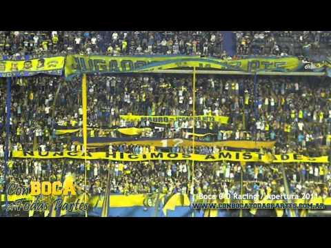 Video - Y no me importa donde juegues te voy alentar - La 12 - Boca Juniors - Argentina