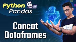 Concat Dataframes