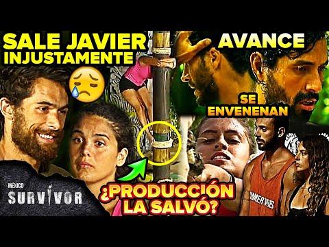 Survivor México Javier Eliminado, ¿salvan a Curvy Zelma? capitulo 20, Se envenenan, eliminación.