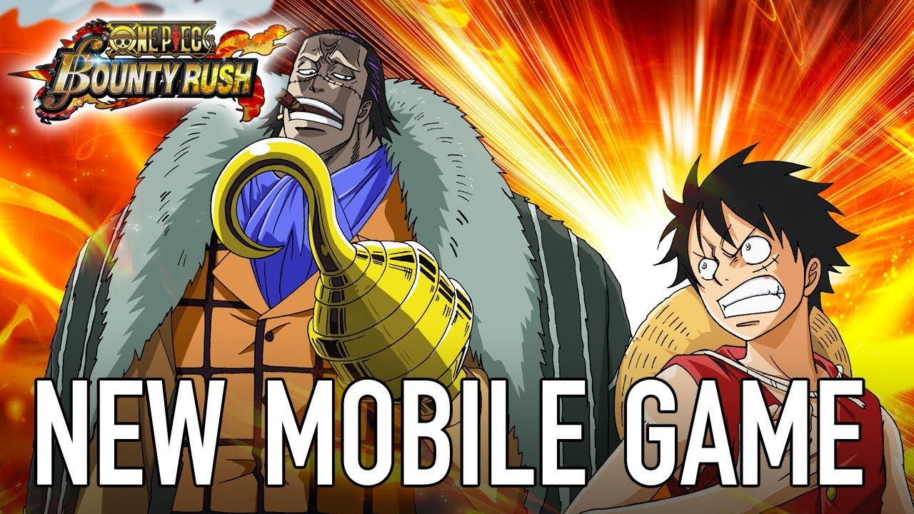 Bandai Namco Entertainment Announces 'One Piece: Bounty Rush' with Pre-Registrations Now Live on Google Play