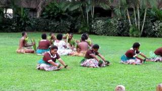 Traditional Fijian Music