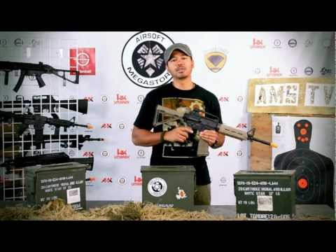 Classic Army M4 Magpul MOE Sportline Product Review & Demo