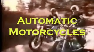 6. Automatic Motorcycles