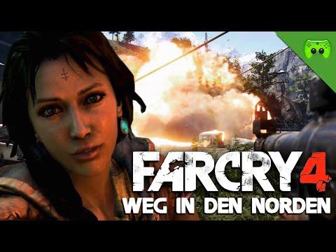 FAR CRY 4 # 39  - Weg in den Norden «» Let's Play Far Cry 4 | HD 60 FPS Gameplay